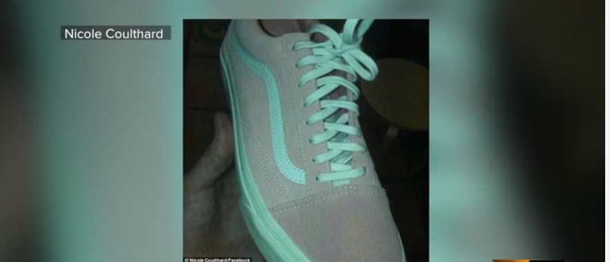 What color is this shoe?