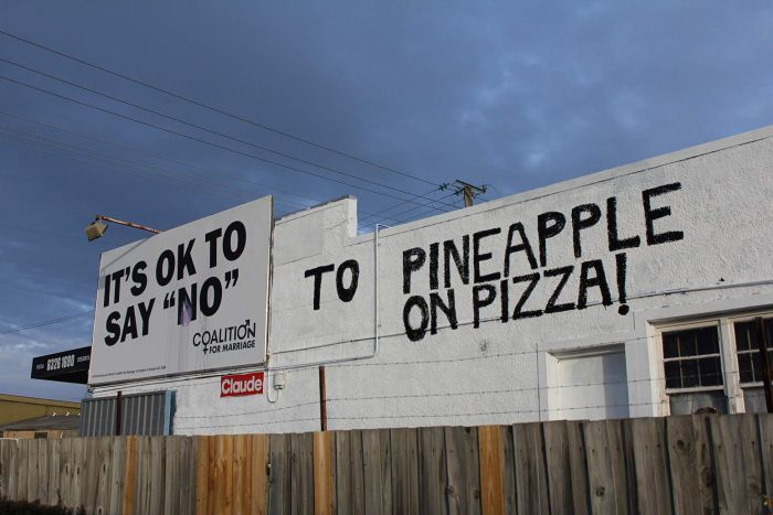 SSM: Pizza shop Wiseguise makes 'light-hearted'