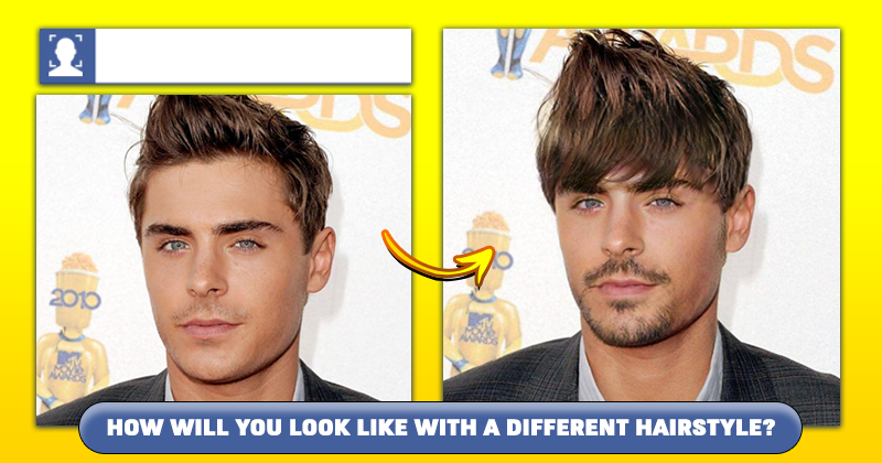 what you look like with different hair styles how will you look like with a different hairstyle 8861