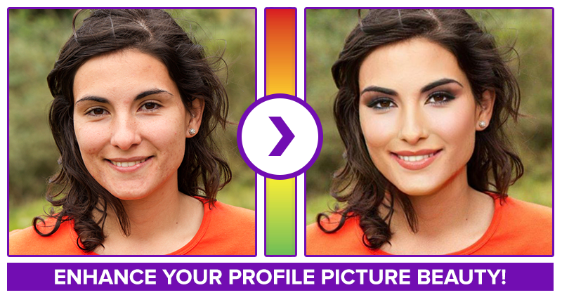 Enhance Your Profile Picture Beauty!