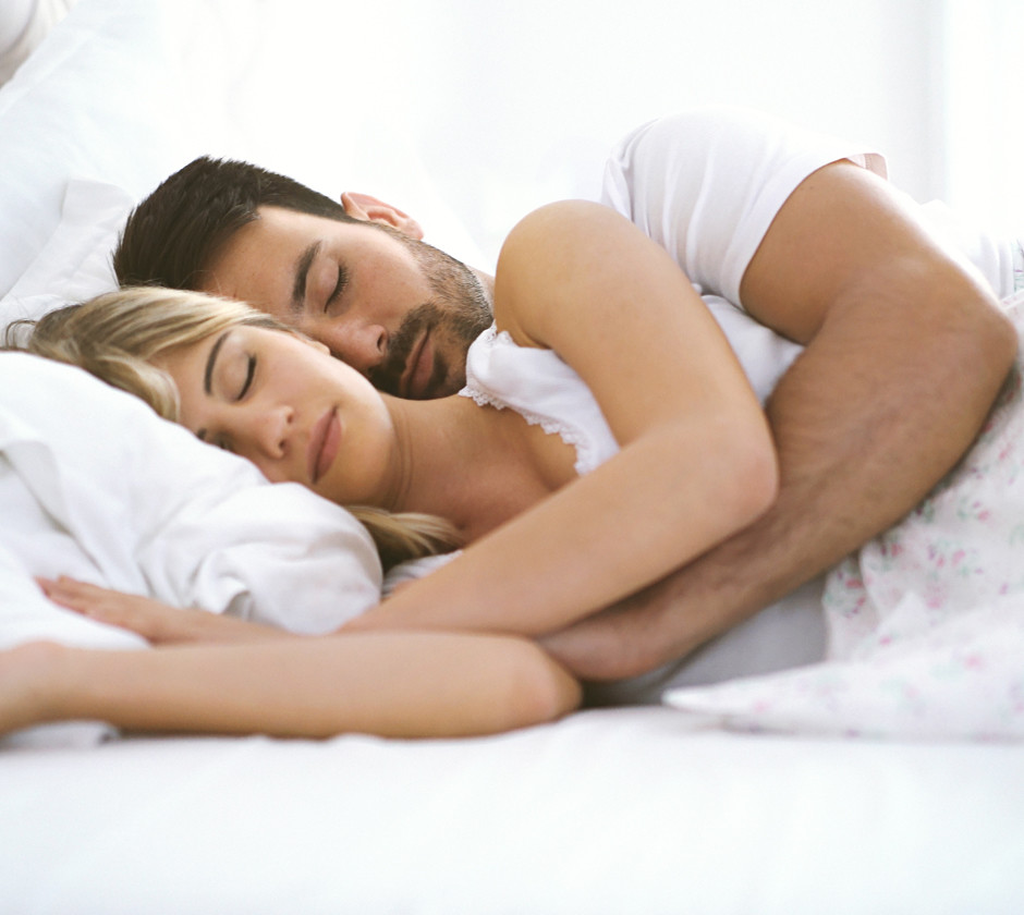 Your Sleeping Position Says A Lot About Your Relationship