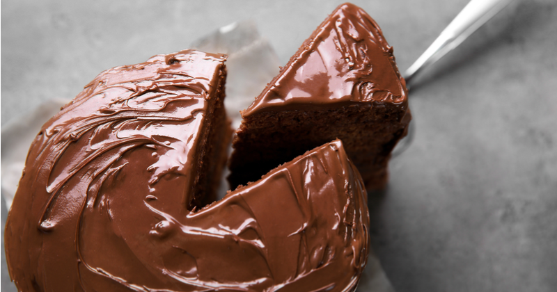 Research Shows - Eating Chocolate Cake Is Good For Your Brain And Your Waistline