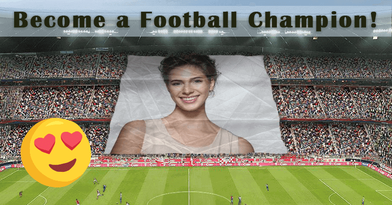 Become a Football Champion!