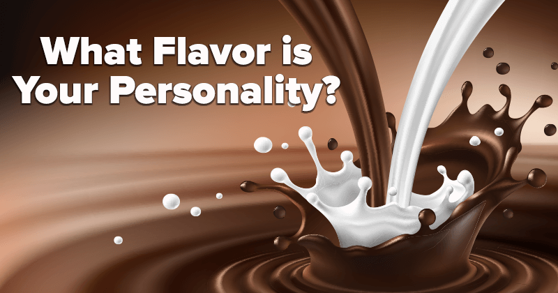 What Flavor Is Your Personality?