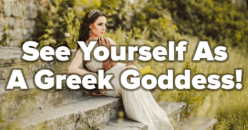 See Yourself As A Greek Goddess!