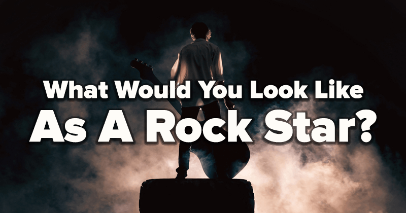 What Would You Look Like As A Rock Star?